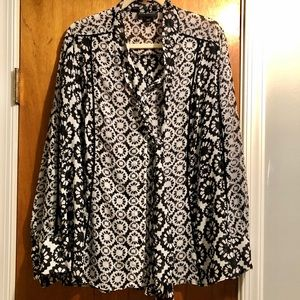 Lane Bryant Eye-catching Blouse 22/24